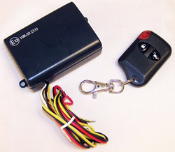 Yana Shiki - Electropod Wireless Remote Power Box - Keychain Remote To Power On/Off LED Kits
