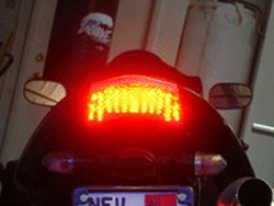 Yana Shiki - Integrated Tail Light