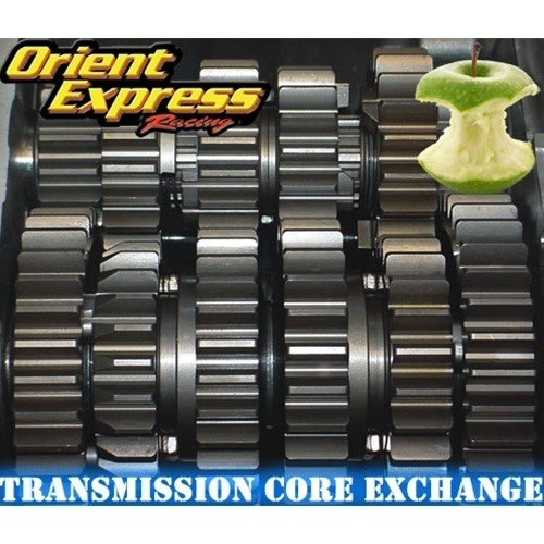 Transmission Core Exchange Suzuki GSX 1300R Hayabusa 2008-2015