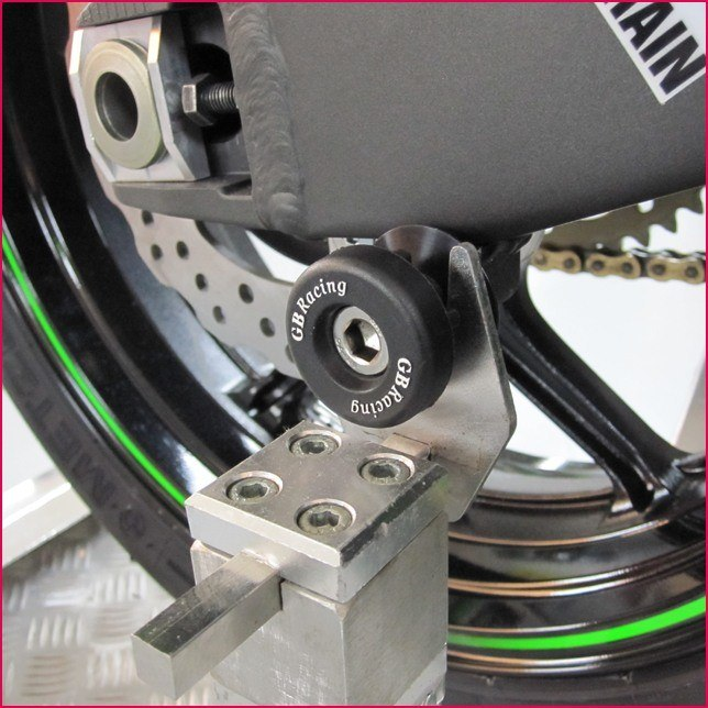 GB Racing Swingarm Spools