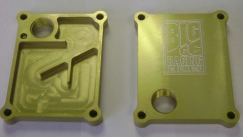 BigCC Racing - Breather Cover