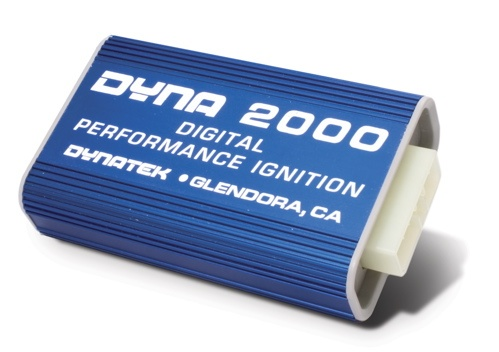 Dynatek - Dyna 2000 Digital Ignition - 4 Cylinder Machines/Ignition Module ONLY/Replacement Unit