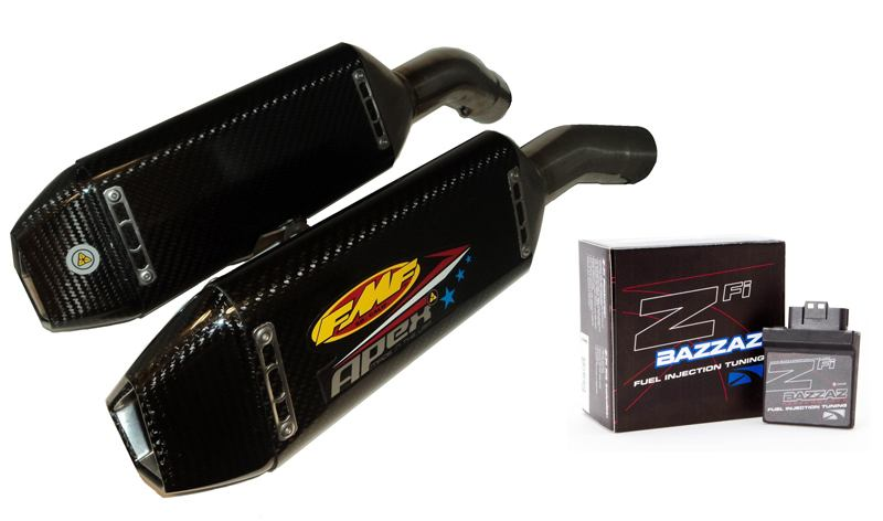 FMF Racing - Apex Bazzaz Package
