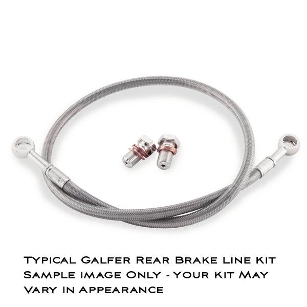Galfer Rear Brake Line Kit