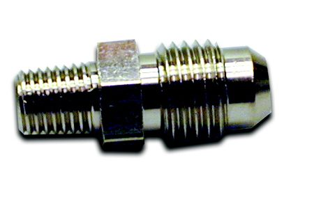 Nitrous Express - Fitting - Straight/-4 x 1/4