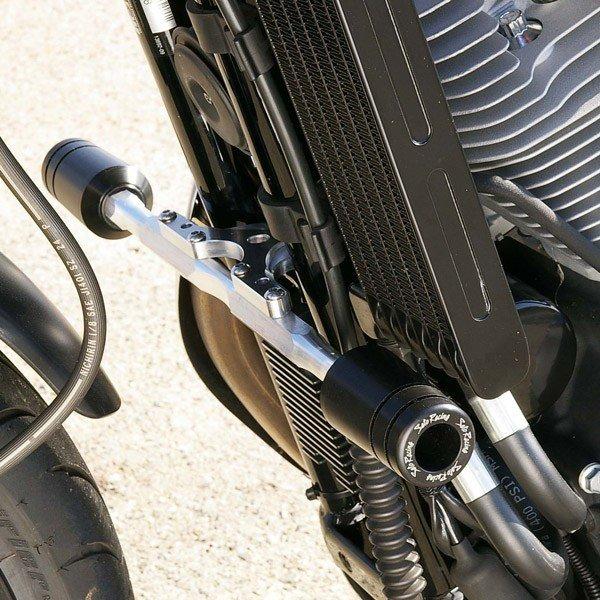 Sato Racing Frame Sliders Harley Davidson Xr 1200 2009