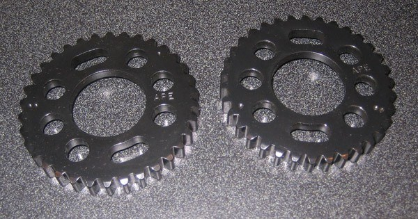 APE - Adjustable Cam Sprockets