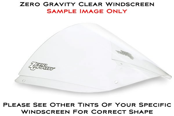 Zero Gravity - SR Windscreen