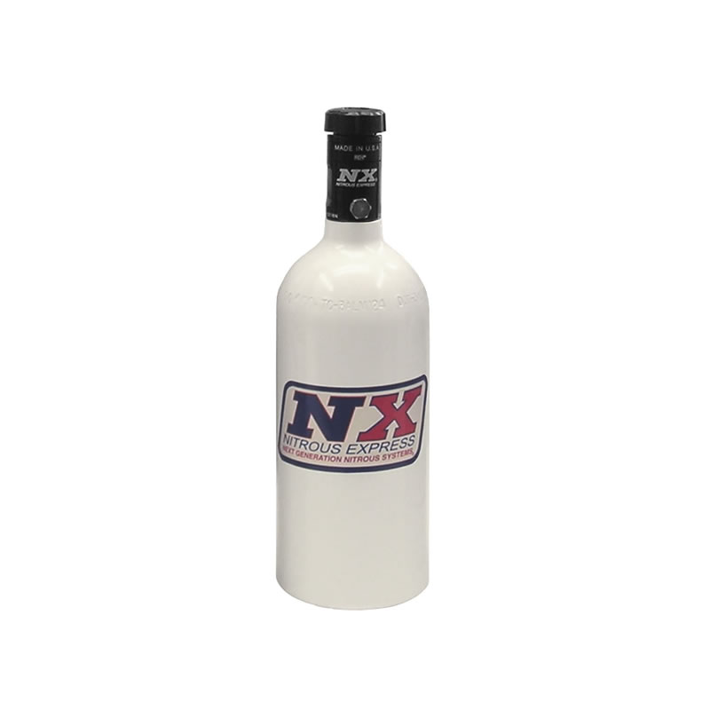 NX Bottle - #11010 16 oz Bottle with Motorcycle Valve