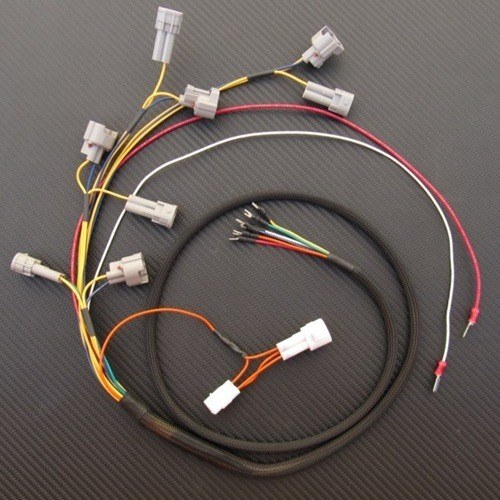 Orient Express NextUp Harness Honda CBR 600RR 2003 2013 CBR 1000RR 2004 2013 8 Injector Harness Plug And Play