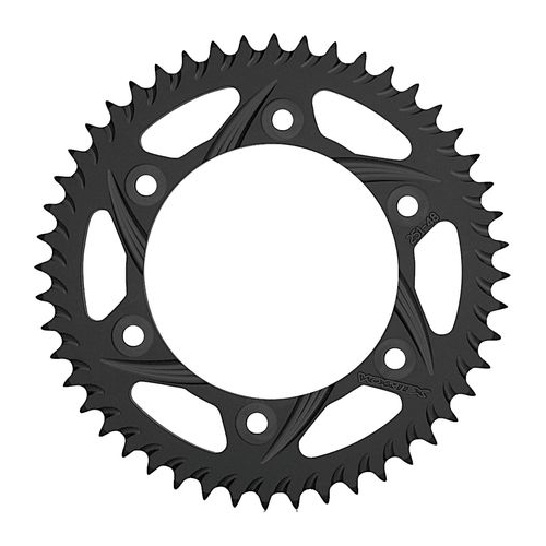Vortex 530 rear sprocket black hardcote