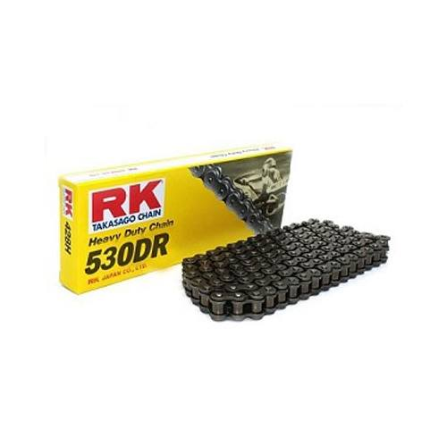 RK 530 LIGHTWEIGHT DRAGRACE CHAIN Non O-Ring Pro Stock Drag Racing 10,400 LBS Tensile Strength