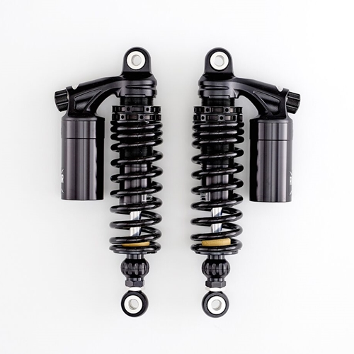 K-Tech Suspension Razor IV Rear Shocks Triumph Scrambler Models 2006 2015 Fully Adjustable Piggyback