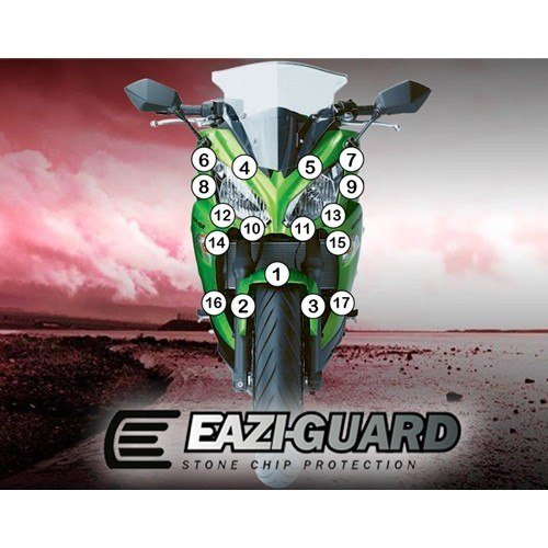 Eazi-Guard Self-Healing Kit - #GUARDKAW001 ER6F 12-16 Self-Healing Paint Protection Kit