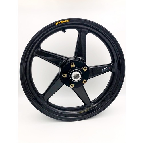 "#DYMCA5-B2730A ZX14 06- 17 Front 17"" x 3.5"""
