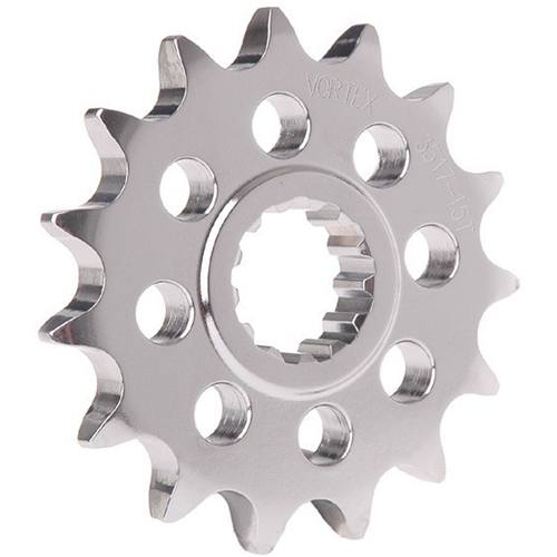 Vortex - Front Sprocket - #3291 520 Pitch 15-18 Teeth YZF R1 15-18/FZ-09 14-17/FZ-07 2018 CNC Machined Steel