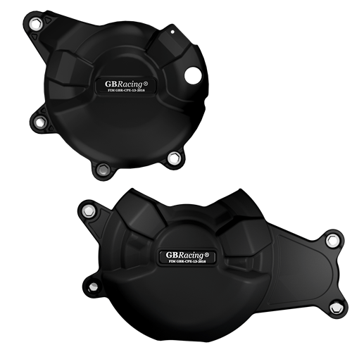 GB Racing Engine Cover Set Yamaha FZ07 2014-2018 Secondary Engine Cover Set
