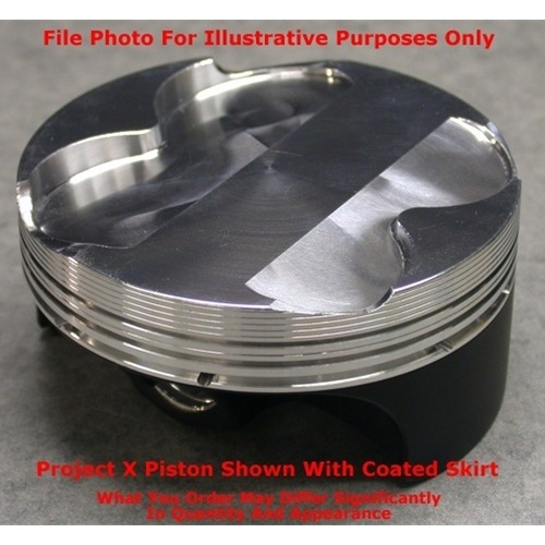 CP Pistons Forged Piston Kit - #MX4073-4 GSXR1000 17-18 78MM 14.5:1 +2MM PISTON KIT