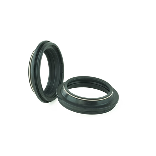 K-Tech Suspension Fork Dust Seals  pair - #DSS-017 FF DUST SEALS PAIR** KYB 43MM NOK