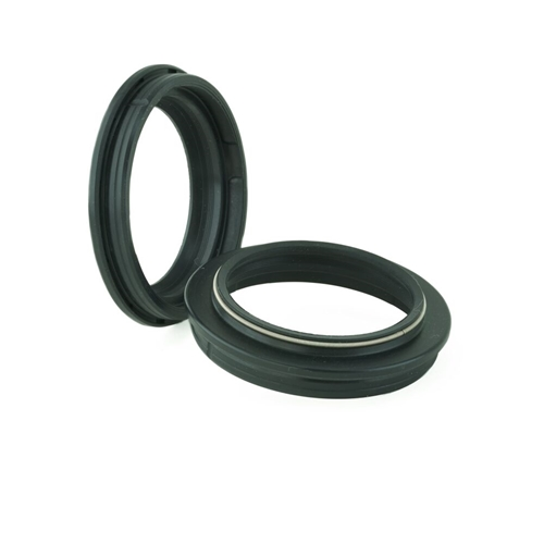 K-Tech Suspension Fork Dust Seals  pair - #DSS-024 FF DUST SEALS PAIR SHOWA 45MM NOK (No Spring)