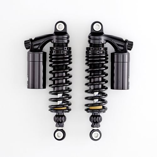 K-Tech Suspension Razor IV Rear Shocks - #294B-250-345-SCR Scrambler 17-18 / 4 way adjustable