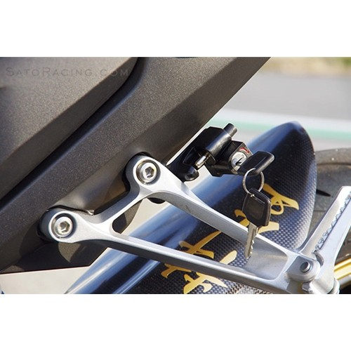Sato Racing Helmet Lock