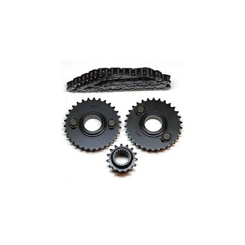 APE Roller Chain and Adjustable Cam Sprocket Set