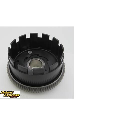MTC Engineering Billet Clutch Basket - #ZX14-732  ZX14 06-11
