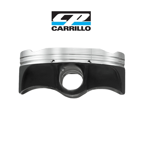 CP Pistons Forged Piston Kit - #MX3051C-P KX250F 10-16 14.2:1  77mm std bore x 53.6mm stroke profiled pin bore (249cc) Pro Race Piston Assembly