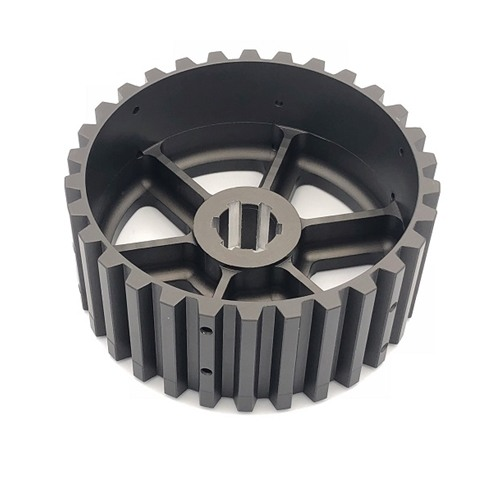 MTC Engineering Billet Inner Clutch Hub - #GMS-HYB100 GSX1300R 99-18 for use with Gen 2 Multistage Lockup