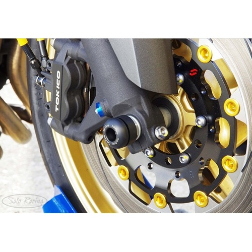 Sato Racing Axle Sliders - #H-CB1000AS-F CB1000R 08-13 Front Axle Sliders