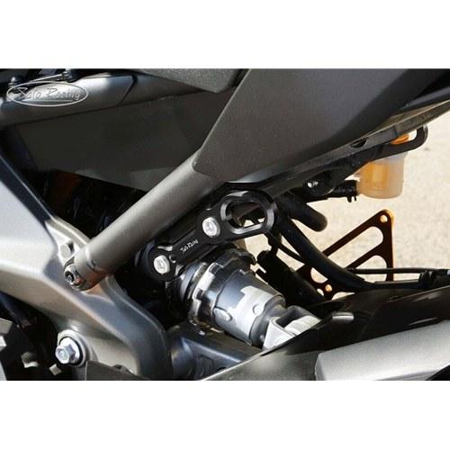 Sato Racing Billet Anodized Gold Racing Hook for Yamaha 14 FZ-09 MT-09