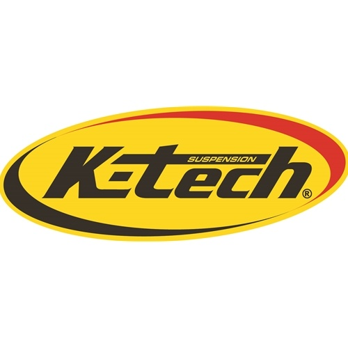 K-Tech Suspension Fork stickers 50.8mm x 18mm