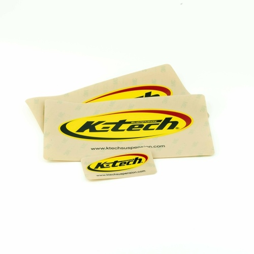 K-Tech Suspension Fork sticker set