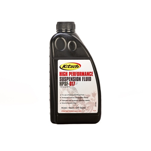 k-tech suspension fork oil , 1 liter