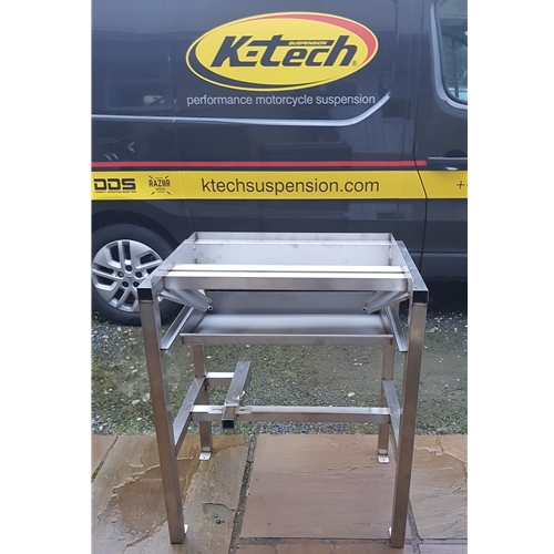 MOTORCYCLE SUSPENSION TOOLS STAINLESS STEEL WORKBENCH
