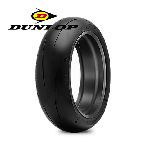 Dunlop Dragmax  Motorcycle drag race tire,  Dragmax 190/50ZR17