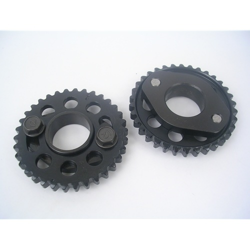 APE Adjustable Cam Sprockets - #SRAD-012 GSXR 600 97-00/GSXR 750 96-99/CNC Machined/Billet/Heat Treated