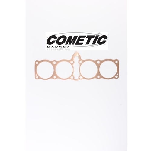 Cometic Base Gasket - #C8247 GSXR 1100 86-92/3.560 Bore/1255-1340cc/0.010/Copper