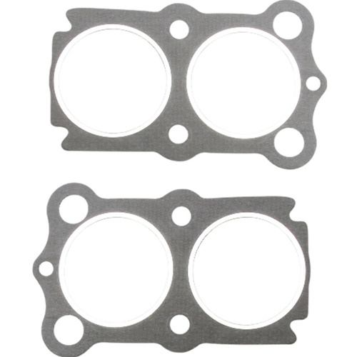 Cometic Head Gasket - #C8324 KZ 1000J/GPZ 1100 81-83/2 Piece/72mm Bore/1075cc/CFM-20 Graphite