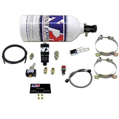 NX EFI Power Booster System - #60112P EFI Power Booster System with 2.5 lb Bottle