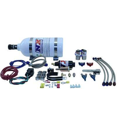 NX Mainline System - #62026P 2 Cylinder MAINLINE System with 2.5 lb Bottle