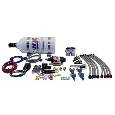 NX Mainline System - #62028P 4 Cylinder MAINLINE System with 2.5 lb Bottle