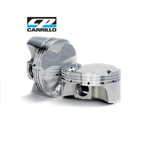 CP Pistons Forged Piston Kit - #M4036-4 ZX 14 ZZR 1400 Ninja 06-18/84mm/13.5:1/06-11 1352cc 12-18 1441cc/Includes 4 ea Pistons, rings, pins and clips