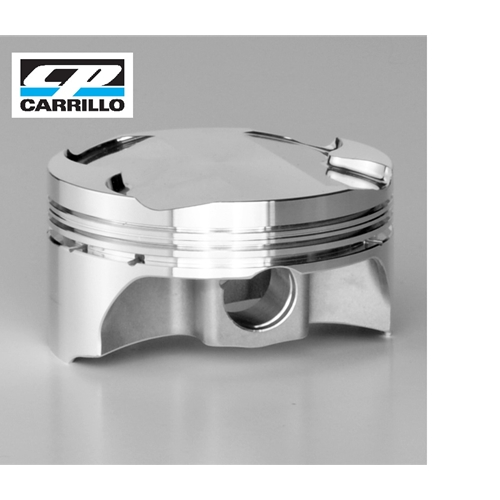 CP Pistons Forged Piston Kit - #M4001-4 GSXR 1000 01-04/76mm +3/13.50:1/1078cc/Includes 4 ea Pistons, rings, pins and clips