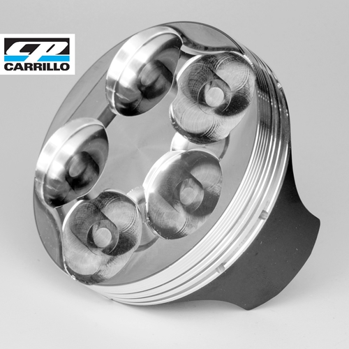 CP Pistons Forged Piston Kit - #MX1023C-4 YZF 1000 R1 04-06/77mm/13.00:1/998cc/Four Piston KitSet