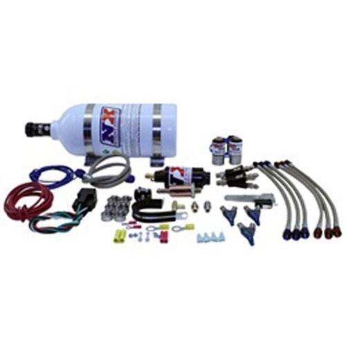 NX Mainline System - #62027P 3 Cylinder MAINLINE System with 2.5 lb Bottle