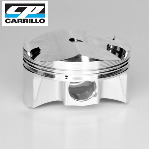 CP Pistons Forged Piston Kit - #M3014-4 ZX 12R 10 Ninja 00-05/83mm/13.5:1/10cc/Includes 4 ea Pistons, rings, pins and clips