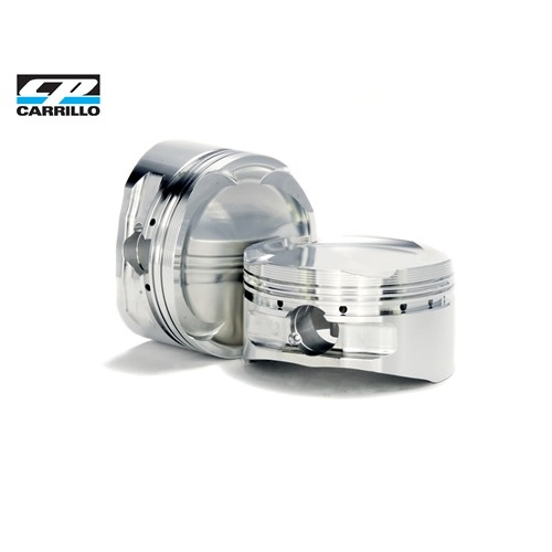 CP Pistons Forged Piston Kit - #M4035-4 ZX 14 ZZR 1400 Ninja 06-11/84mm/9.5:1/1352cc/Includes 4 ea Pistons, rings, pins and clips