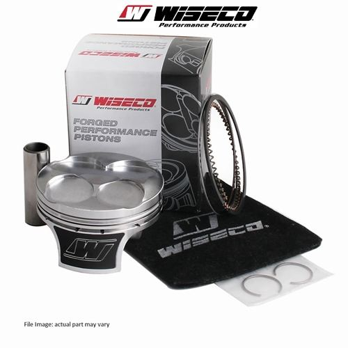 Wiseco Piston Kit - #4972M07800 CRF 250R 08-09/78mm Bore/13.6:1/250cc/Coated Skirt/SOLD EACH